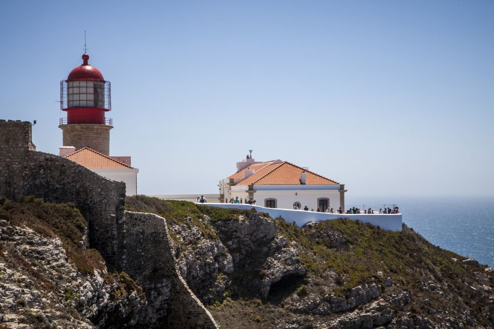 Cap Saint Vincent Algarve Portugal