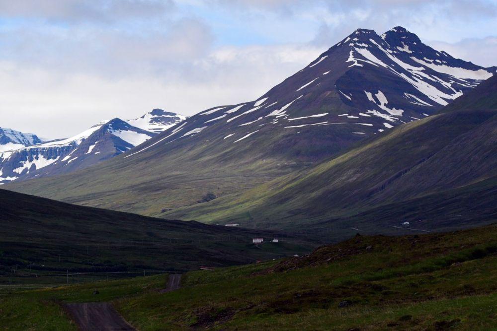 Nature Paysage Islande