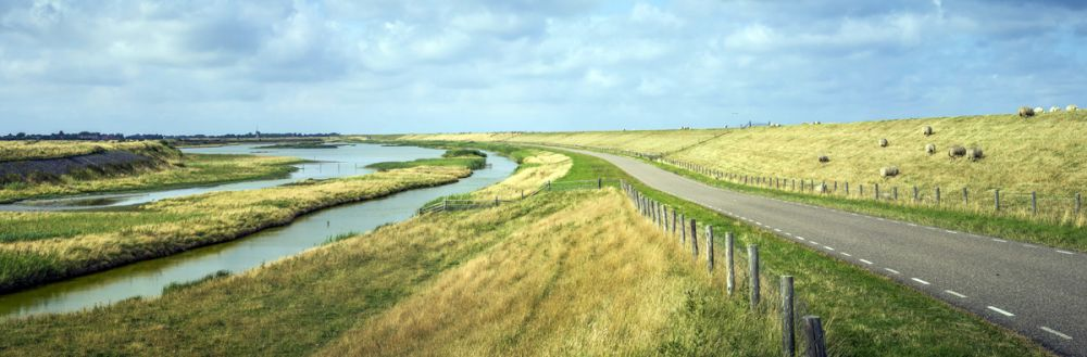 Waagejot île Texel Pays-Bas
