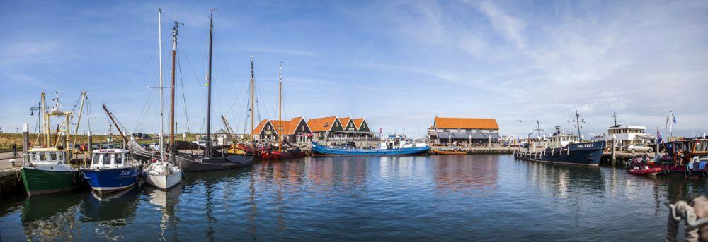 Port d'Oudeschild île Texel Pays-Bas