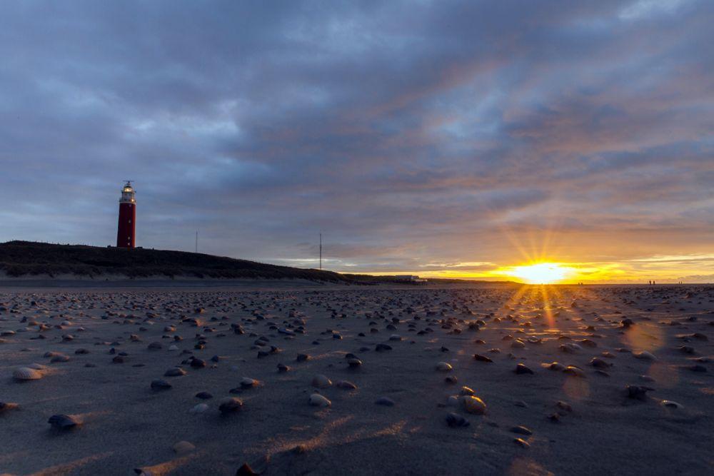 Phare île Texel Pays-Bas