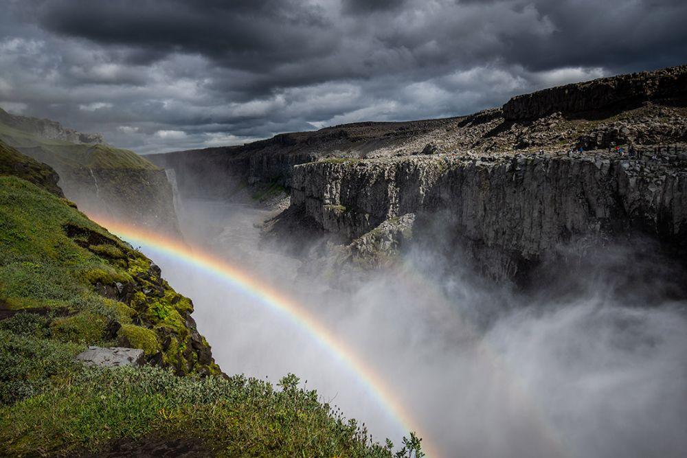 Voyage nature arc-en-ciel Islande