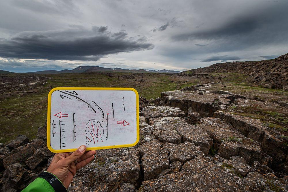 Connaissance geologie islande