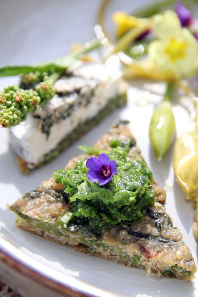 Cuisine plantes sauvages © Emilie Boillot
