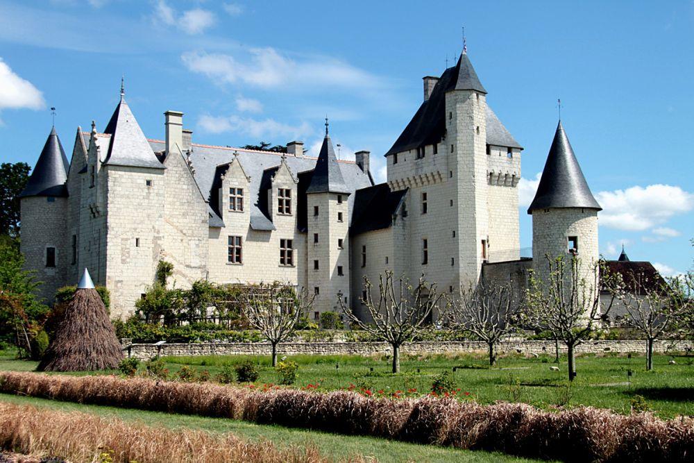 Château du Rivau © Olibac