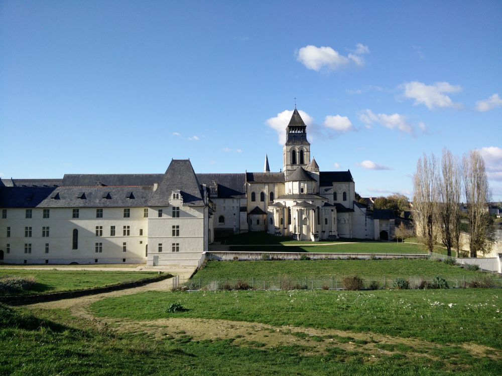 Abbaye de Fontevraud © Maud Durandeau