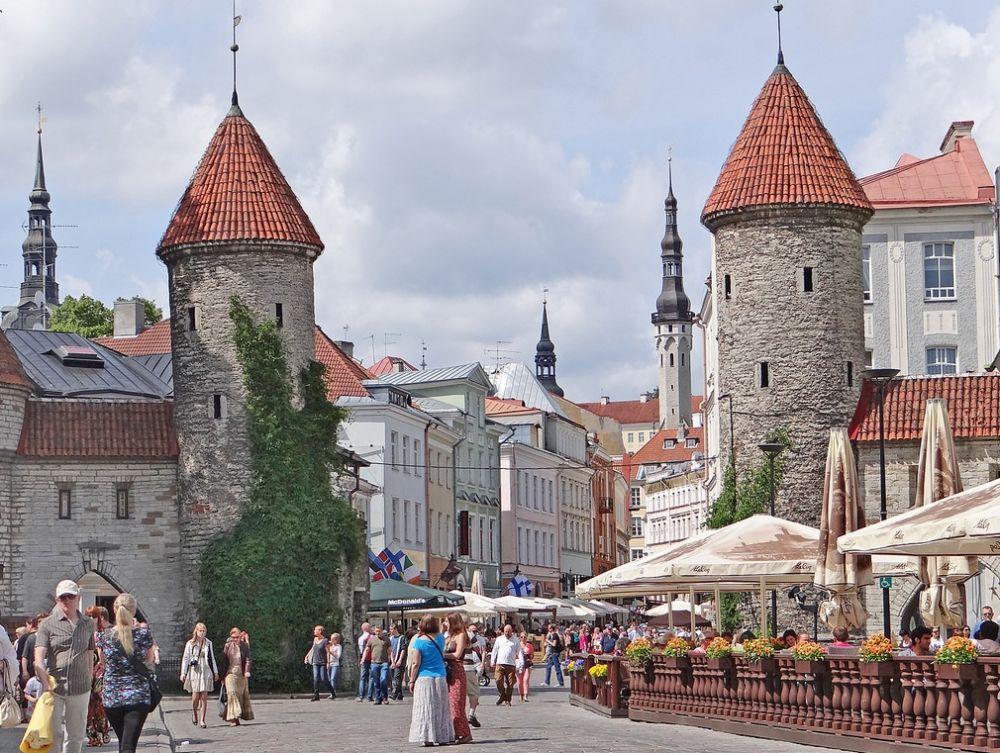 Tallinn ©Jean Pierre Dalbera