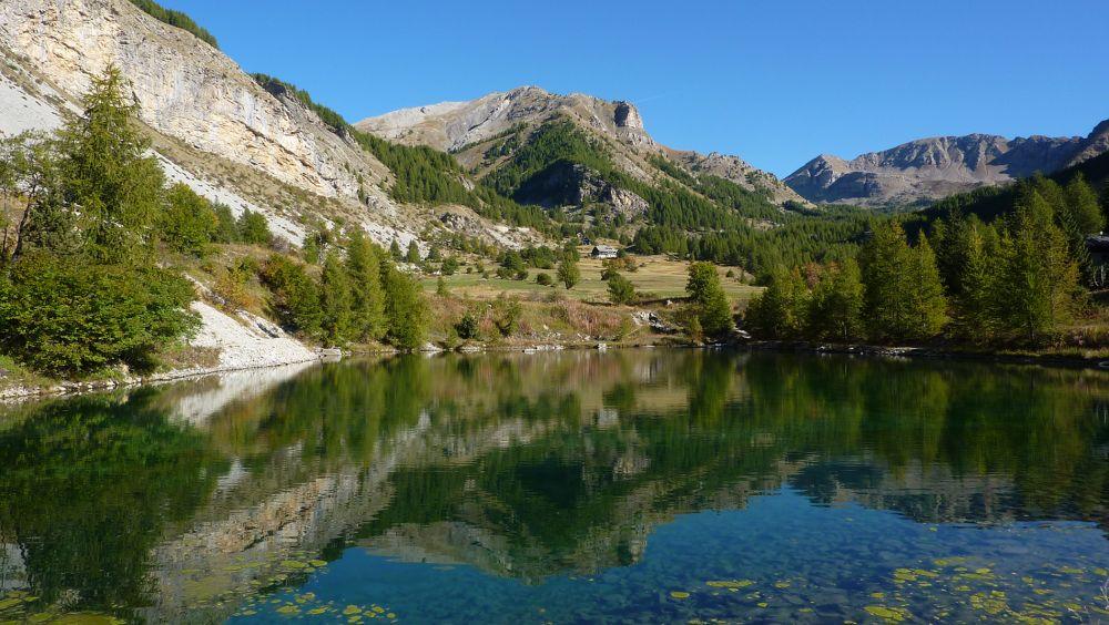 Lac d'Estenc © Tangi Corveler
