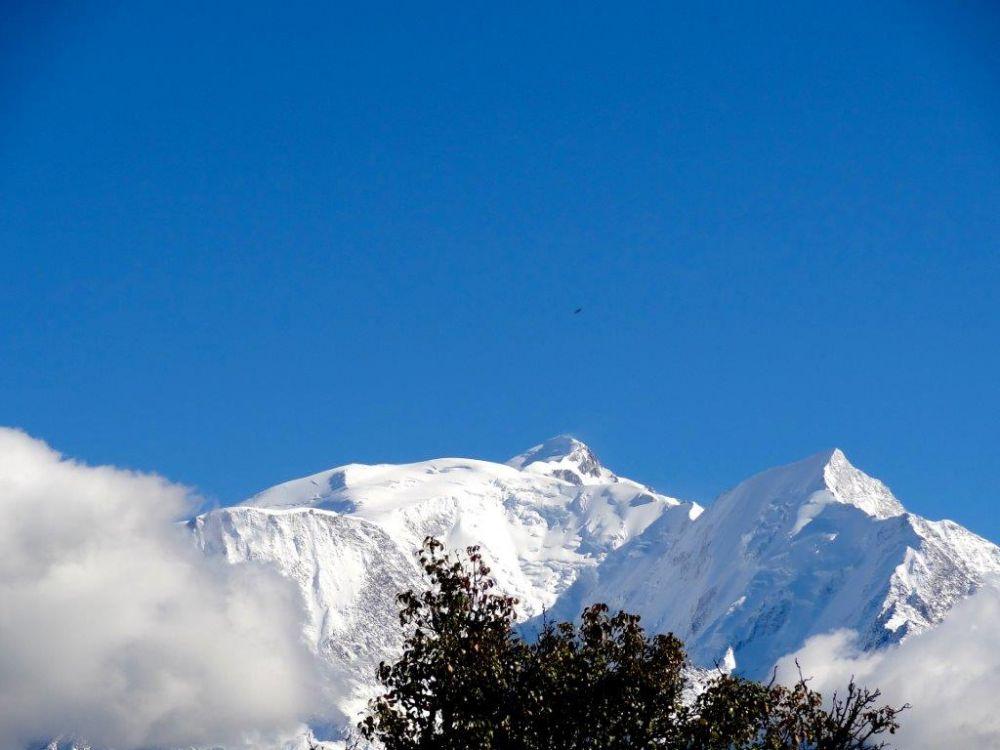 Massif du Mont Blanc © Werner Bayer