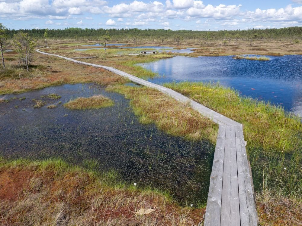 Parc national de Soomaa © Juozas Salna