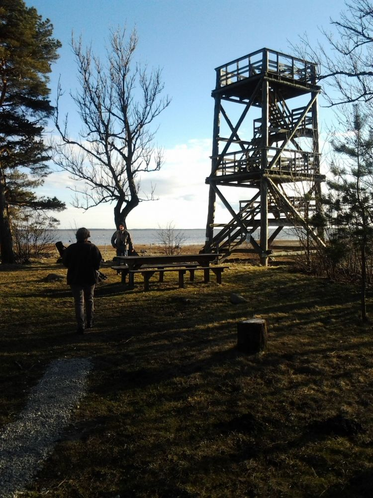 Observatoire de Matsalu © Alvar Ruukel