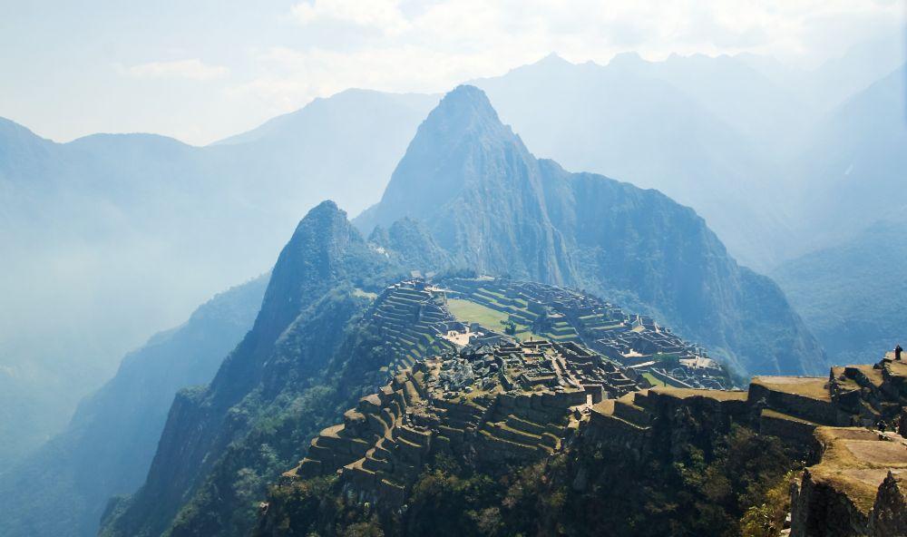 Machu Picchu © Pedro Szekely