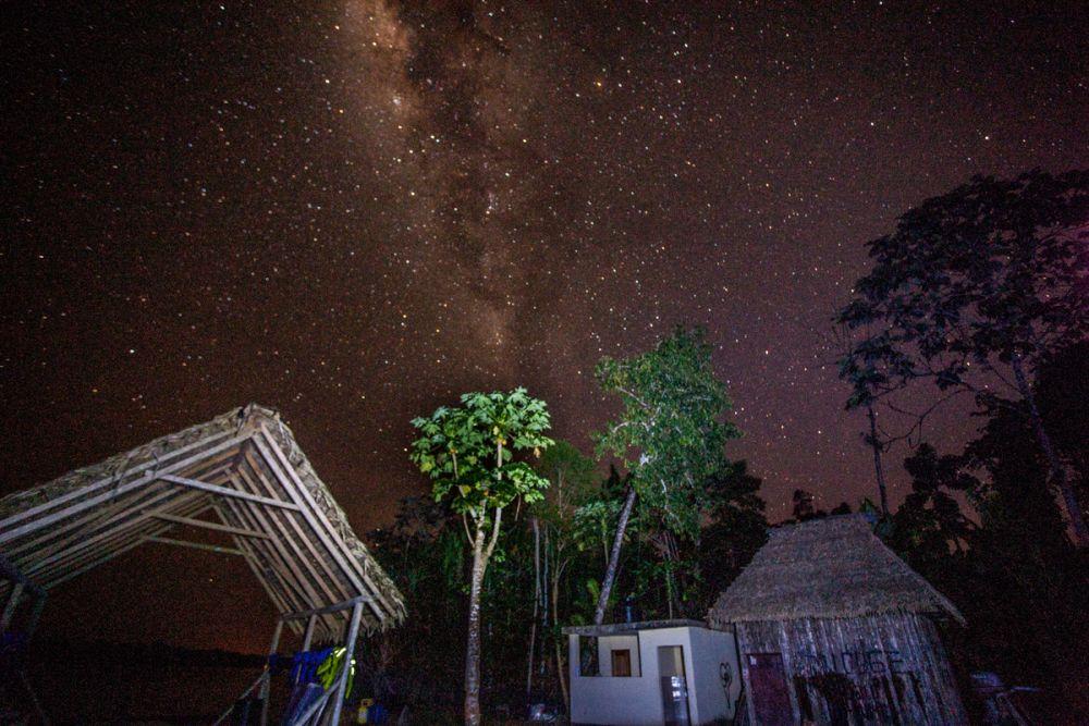 Observation nocturne des étoiles © Advantage Travel