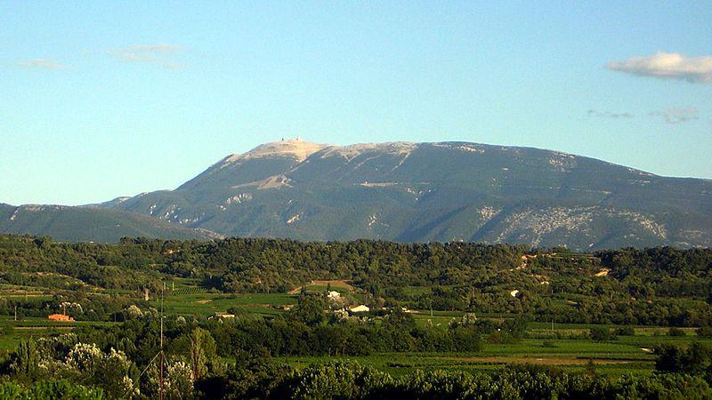 Mont Ventoux - Midgrid - Wikipédia
