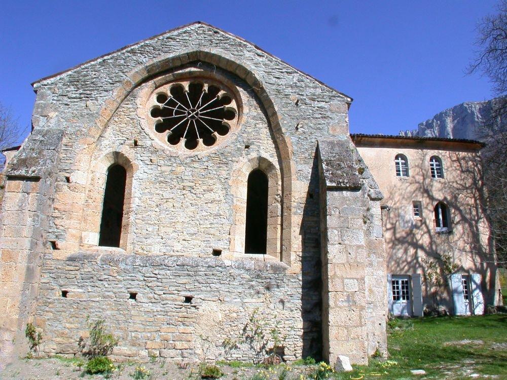 Abbaye de Valcroissant - OT Pays Diois