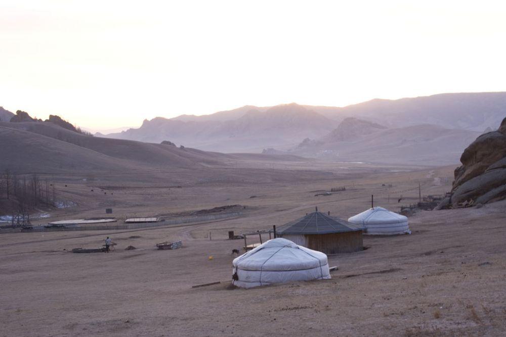 Mongolie © Sam Greenhalgh