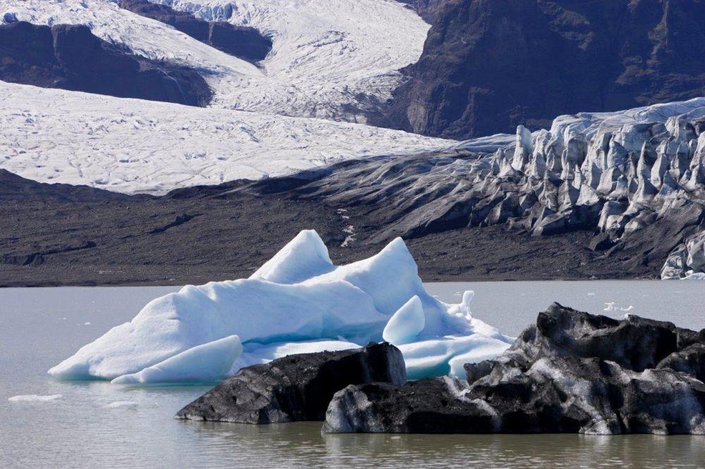 Lagon glacier de Jokulsarlon © Christophe Doucet