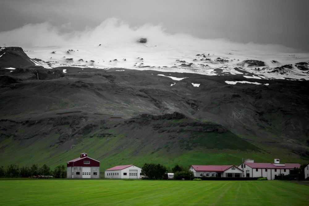 Volcan Eyjafjallajokull © Daniel Enchev