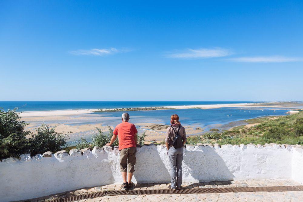 Ria Formosa Cacela Velha © OT Algarve