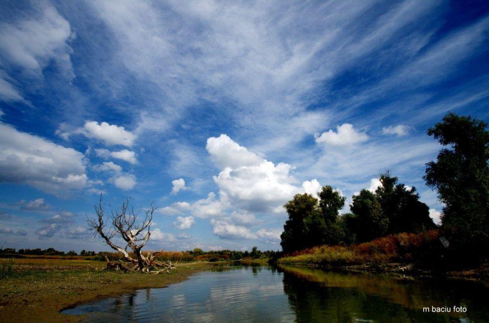 Pyasage, Delta du Danube © Mihai Baciu