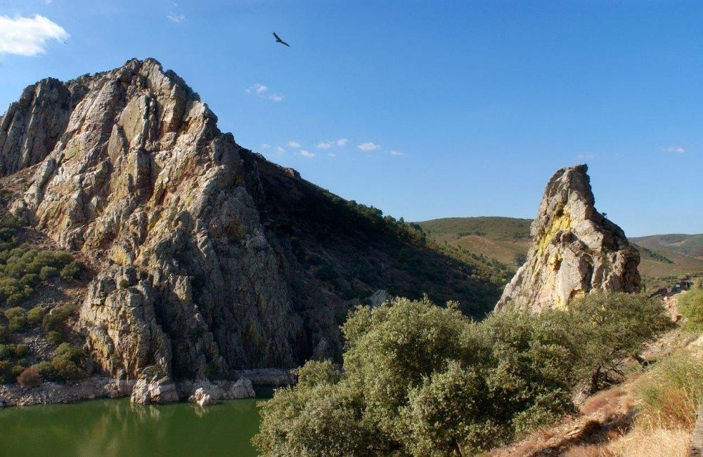 Parc national Monfragüe, Estremadure © Birding in Extremadura