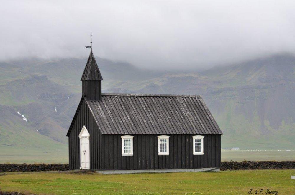 Eglise noire du Budir © JetP Savary