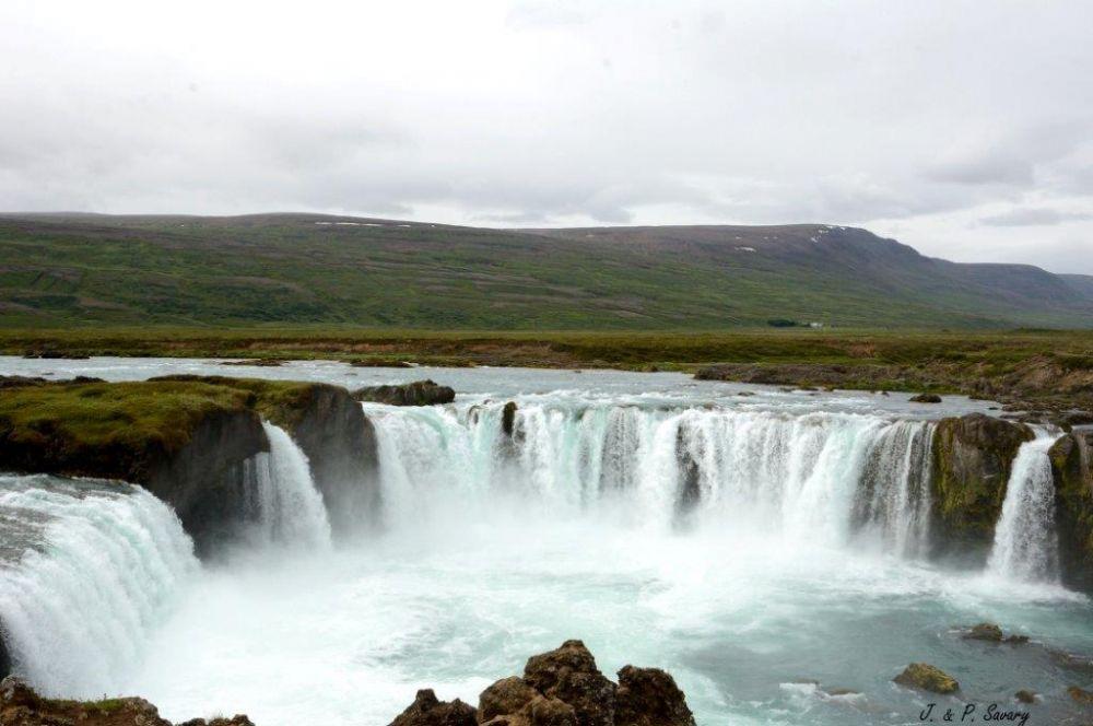 Goðafoss, région de Mývatn ©JetP Savary