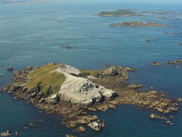Archipel des sept îles © Armel Deniau