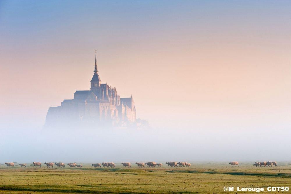 Mont Saint Michel © M_Lerouge_CDT50