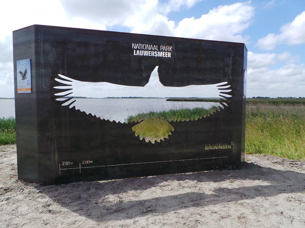 Parc national Lauwersmeer © Marketing Groningen