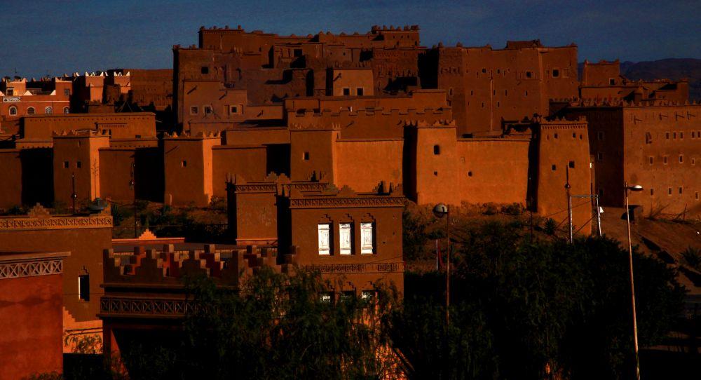 Ouarzazate ©Guillaume Bavière