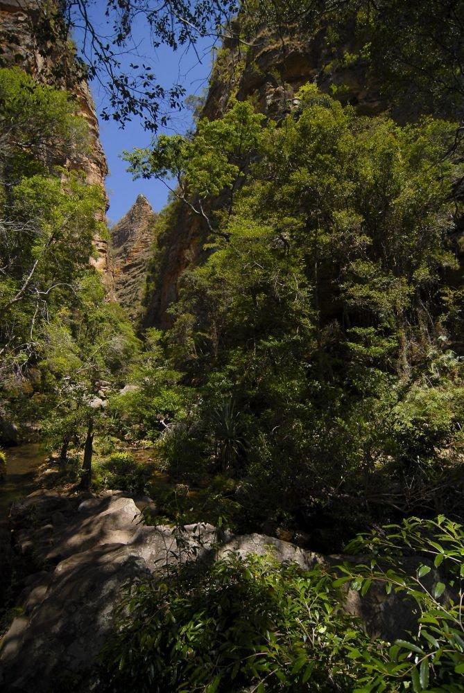 trekking isalo madagascar