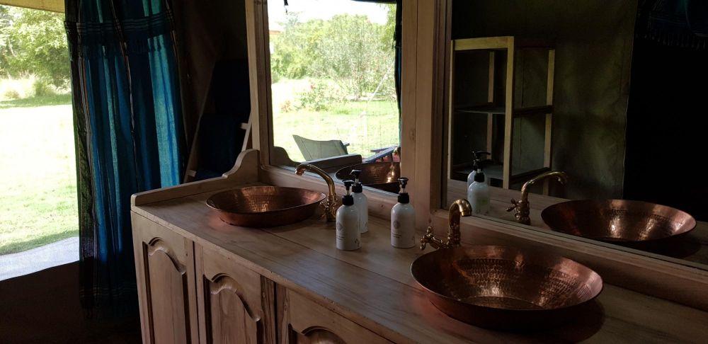 salle de bain serengeti