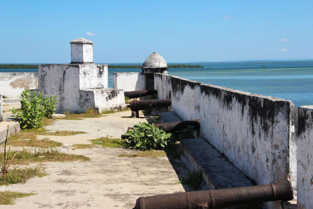 Fort Ilha do Mozambique