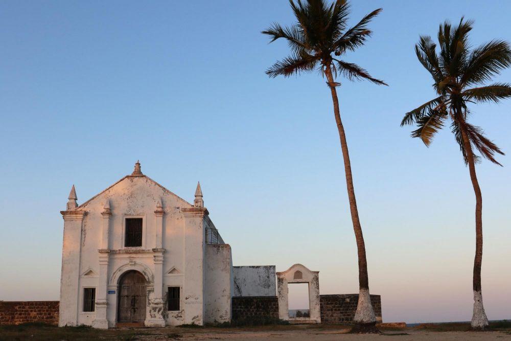 Eglise Ilha do Mozambique