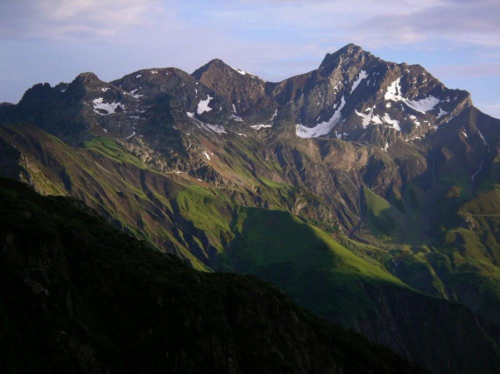 Vallée du Champsaur et Valgaudemar en été
