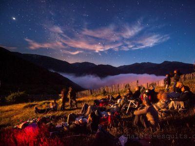 Séjour Astronomie au village Etoilé de Mantet