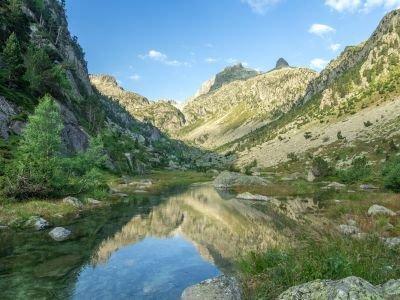 Geologie et nature dans les Pyrénées