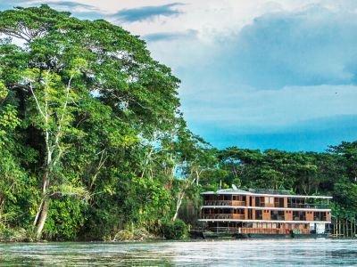 Amazonie - Navigation et exploration sur la rivière Napo